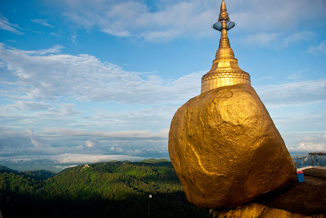 Is It Safe To Travel To Burma Now